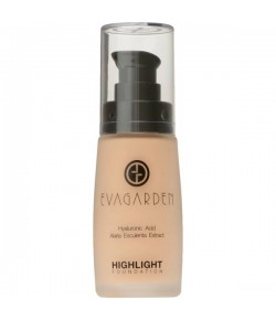 Eva Garden Foundation Highlight 248 Pale Beige 30 ml