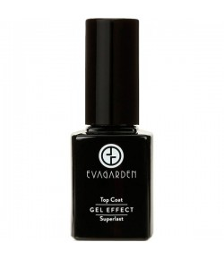 Eva Garden Nail Polish 825 Top Coat Gel Effekt Superlast 10 ml