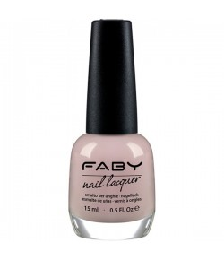 Faby Nagellack Classic Collection Naturally 15 ml