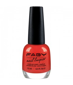 Faby Nagellack Summer Collection Look at me Baby! 15 ml