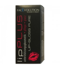 Facevolution lipPlus Lip-Gloss Pure Lippenpflege 5 ml