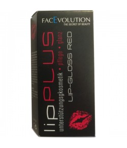Facevolution lipPlus Lip-Gloss Red Lippenpflege 5 ml