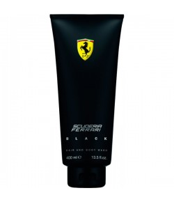 Ferrari Black Shower Gel 400 ml