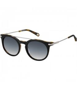 Fossil Damen Sonnenbrille » FOS 2053/S«, weiß, 0B0/L3 - weiß/ rosa