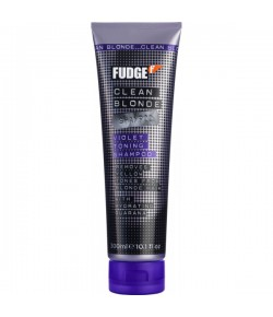 Fudge Clean Blonde Violet Toning Shampoo 300 ml