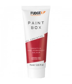Fudge Paint Box  Red Corvette Haart�nung 75 ml