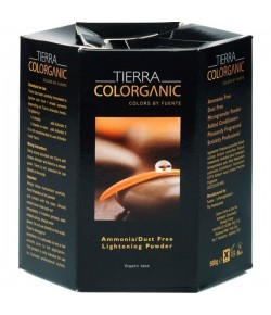 Fuente Tierra Colorganic Lightening Powder 500 g
