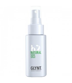 Glynt Natural Shine Spray hold factor 2 50 ml