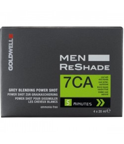Goldwell Color Men Reshade 7CA CFM  (4 x 20 ml)