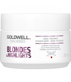 Goldwell Dualsenses Blondes & Highlights 60sec.Treatment 500 ml
