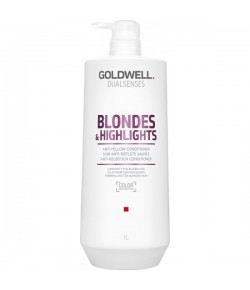 Goldwell Dualsenses Blondes & Highlights Anti-Yellow Conditioner 1000 ml