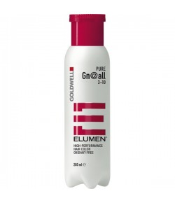 Goldwell Elumen Haarfarbe Pure GN@all gr�n 200 ml