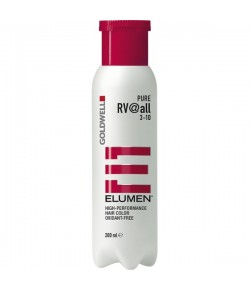 Goldwell Elumen Haarfarbe Pure RV@all redviolet 200 ml