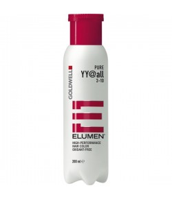 Goldwell Elumen Haarfarbe Pure YY@all yellow 200 ml
