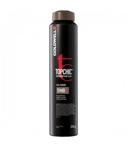 Goldwell Topchic Hair Color 4NN mittelbraun extra Depot 250 ml