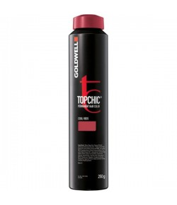 Goldwell Topchic Hair Color 7RR MAX luscious red Depot 250 ml