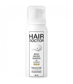Hair Doctor Magic Mousse Shampoo With Inca Inchi Oil Mini 50 ml