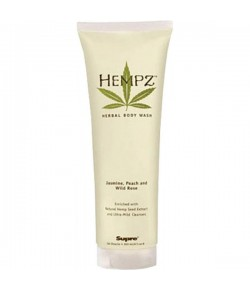 Hempz Jasmine, Peach & Wild Rose Body Wash