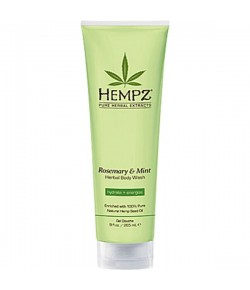 Hempz Rosemary Mint Body Wash