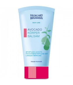 Hildegard Braukmann Body Care Avocado Körper Balsam 150 ml