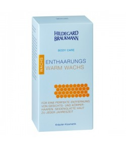 Hildegard Braukmann Body Care Enthaarungs Warm Wachs 60 ml