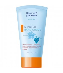Hildegard Braukmann Body Care Kräuter Handcreme 150 ml