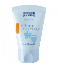 Hildegard Braukmann Body Care Kräuter Handcreme 30 ml