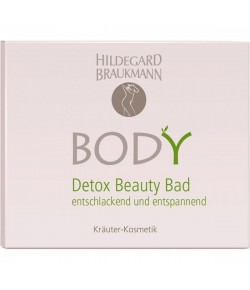 Hildegard Braukmann Body Fu�- & K�rperpflege Detox Beauty Bad 200 ml