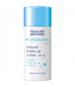Hildegard Braukmann Professional plus Natural Make up SPF8 mittell 30 ml