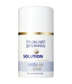 Hildegard Braukmann Solution Medilan Creme 50 ml