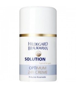 Hildegard Braukmann Solution Optimum 24h Creme 50 ml