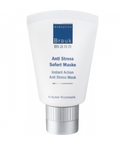 Hildegard Braukmann evolution Anti Stress Sofort Maske 30 ml