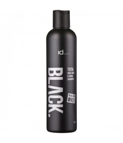 ID Hair Black for Men Total 3 in 1 Shampoo 60 ml
