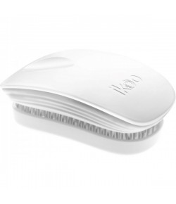 Ikoo Classic Collection Brush Pocket White Haarbürste