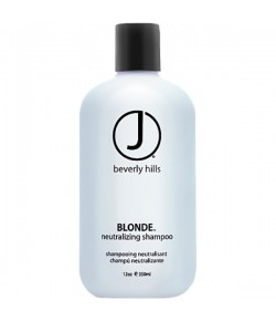 J Beverly Hills Blonde Shampoo 1000 ml