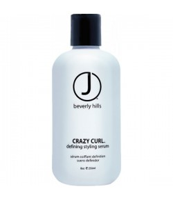 J Beverly Hills Crazy Curl Defining Styling Serum 237 ml