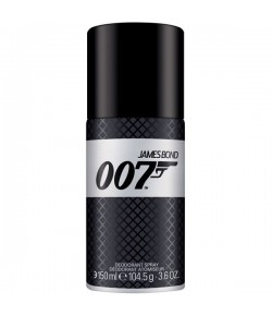 James Bond 007 Deo Aerosol Spray 150 ml