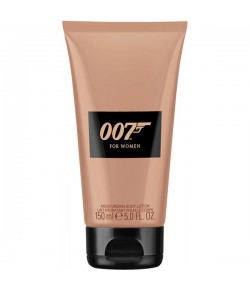 James Bond 007 For Women Body Lotion - Körperlotion 150 ml