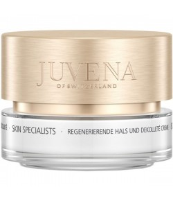 Juvena Skin Specialists Regenerating Neck And Décolleté Cream 50 ml