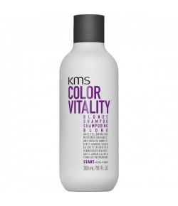KMS ColorVitality Blonde Shampoo 300 ml
