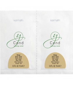 Kemon Yo Cond Beige Conditioner 2 x 15 ml