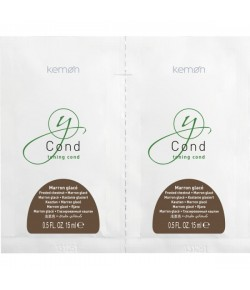 Kemon Yo Cond Kastanie glasiert Conditioner 2 x 15 ml