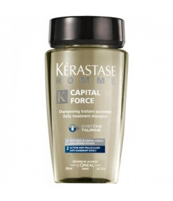 Kérastase Homme Capital Force Bain Anti Pelliculaire 250 ml