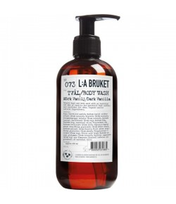 L:A Bruket No.073 Liquid Soap Dark Vanilla 250 ml