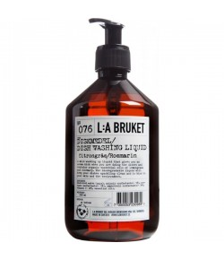 L:A Bruket No.076 Dishwashing Soap Lemongrass/Rosemary 500 ml