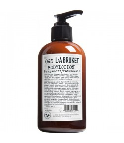 L:A Bruket No.093 Body Lotion Bergamot/Patchouli