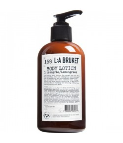 L:A Bruket No.158 Body Lotion Lemongrass