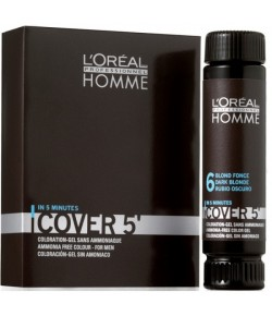 L'Oreal Professional Homme Cover 5 ( 3x 50 ml )