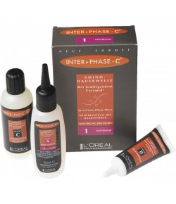 LOreal Professional Inter-Phase-C 0 Schwer wellbares Naturhaar