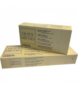 L'Oreal Professional Packung Quick Mèches Lang 300 Blatt
